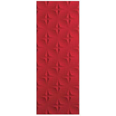 Azulejo Genesis Stellar Red Matt