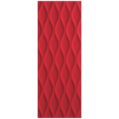 Azulejo Genesis Float Red Matt