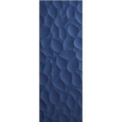 Azulejo Genesis Leaf Deep Blue Matt