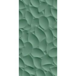 Azulejo Genesis Leaf Green Matt