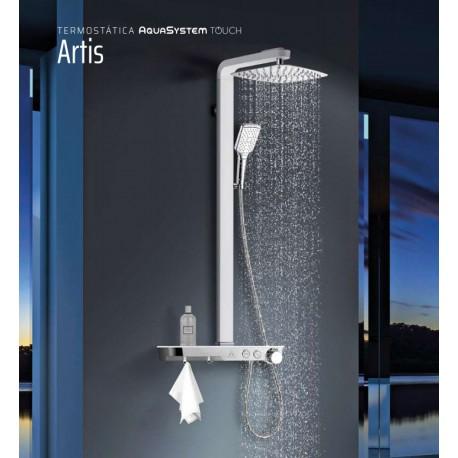 Coluna de Duche Termostática Artis Touch