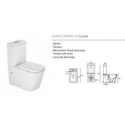 Sanita Compacta C2.smt - Pack